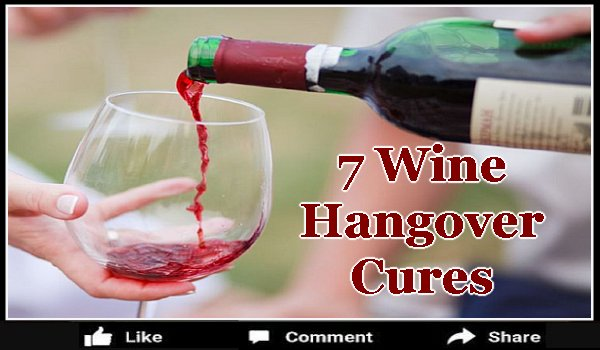 7 Wine Hangover Cures