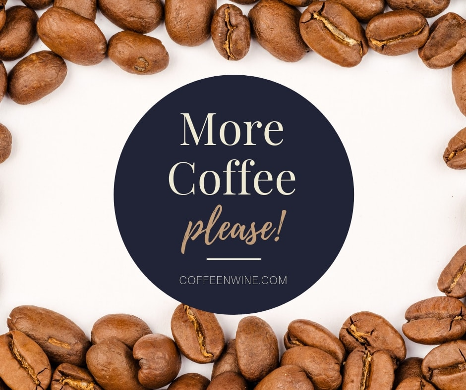 More Coffee Please Facebook Twitter Pinterest