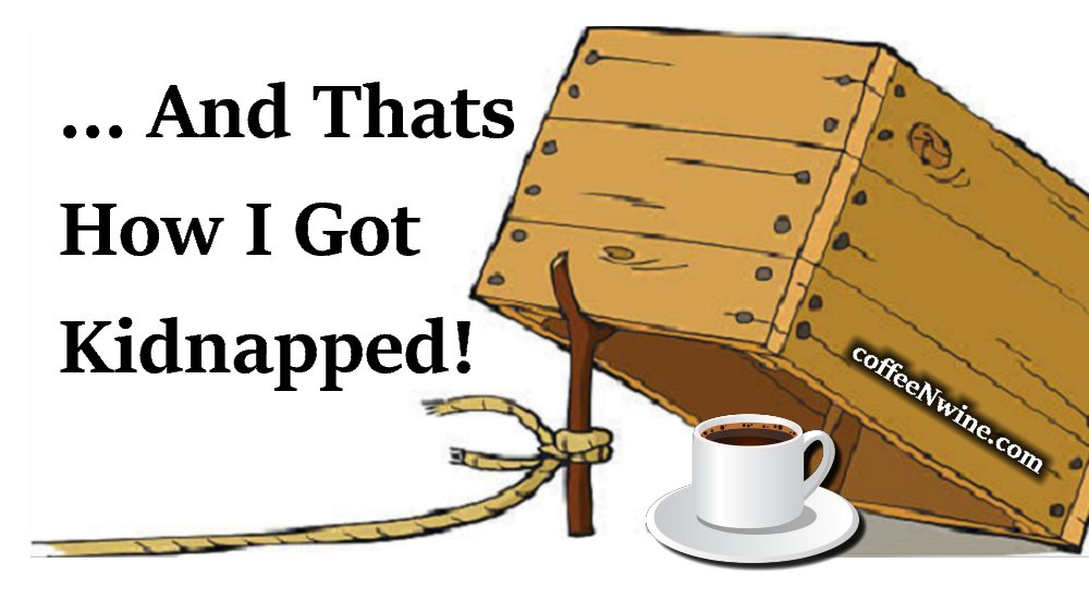 The Coffee Trap That Got Me Coffee Facebook Post