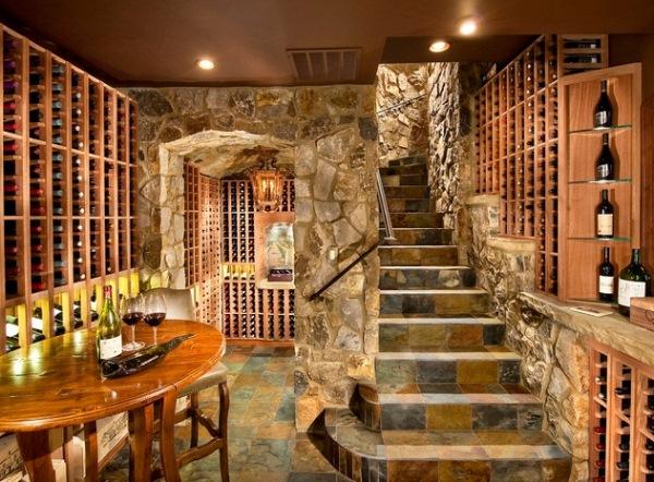 Build a new wine cellar