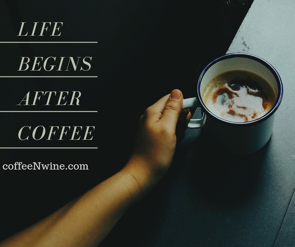 Life Begins After Coffee Facebook Twitter Pinterest 2